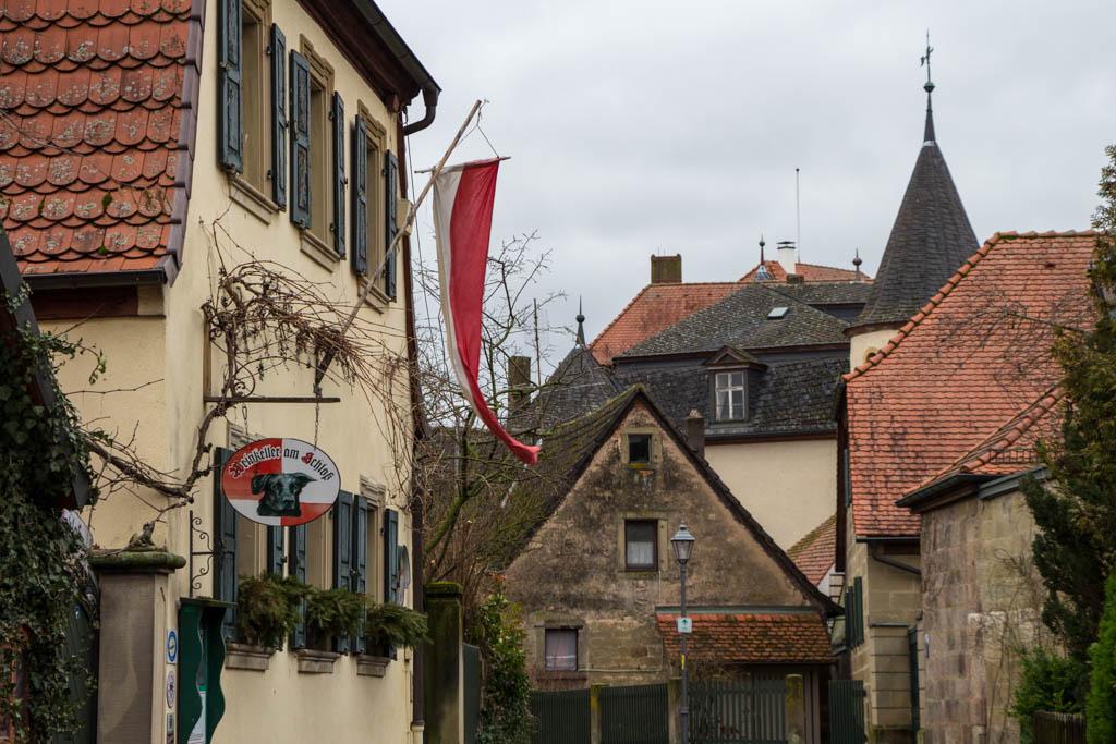 Winterwanderung - Weinschenke am Schloss