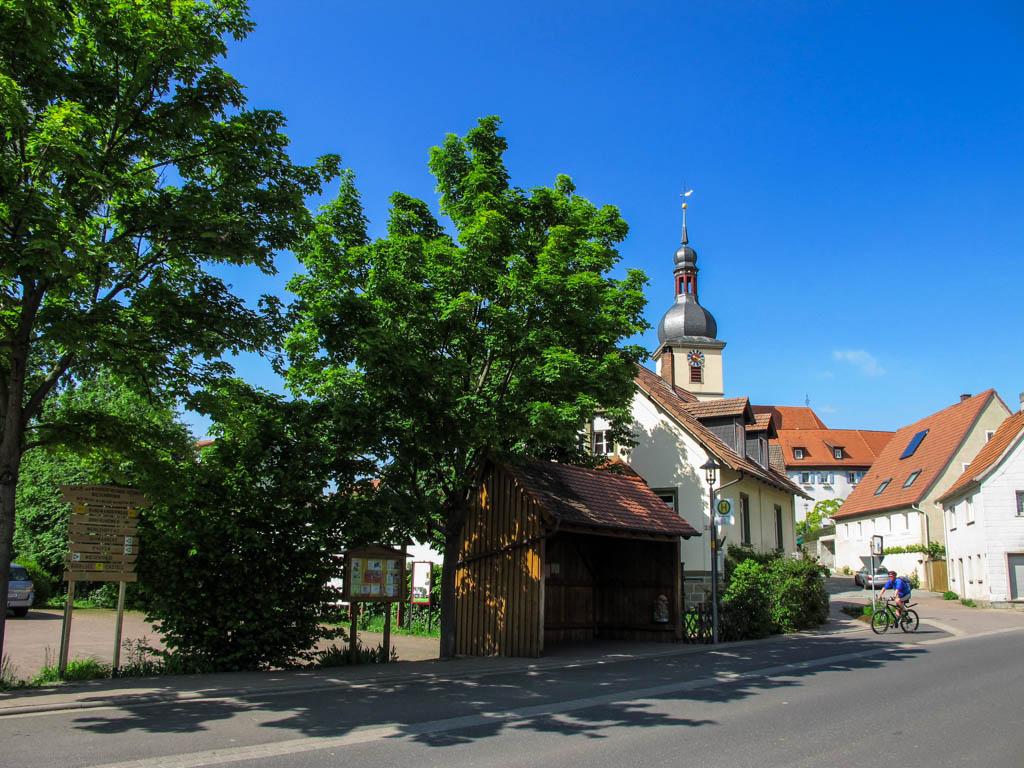 W2 Startpunkt Seegarten