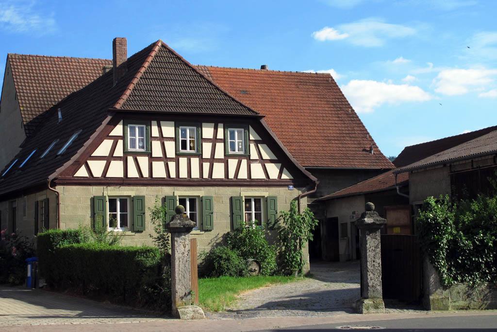 Schneckenweg - Altes Bauernhaus
