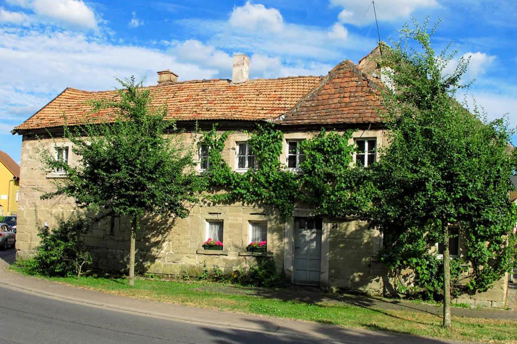 Schneckenweg - Dorfschmiede