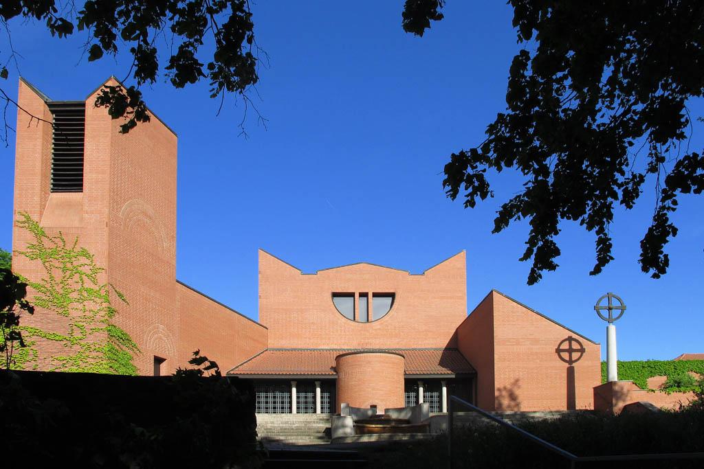 Alter Schwanbergweg - Kirche