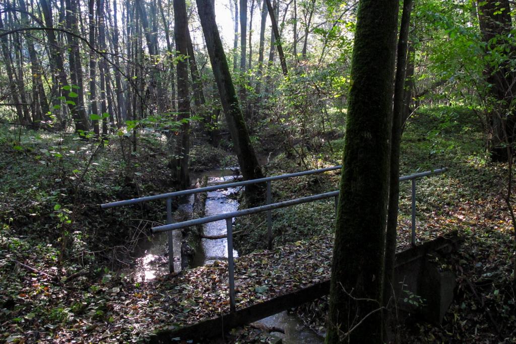 Brücke über den Schirrnbach