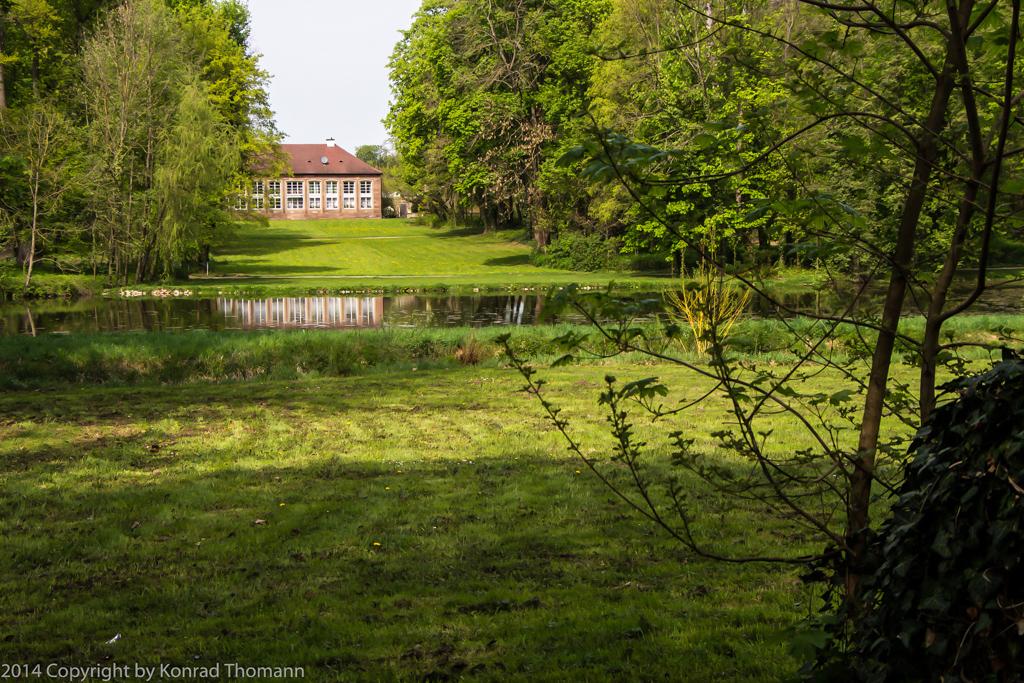 Schlossgarten Wiesentheid