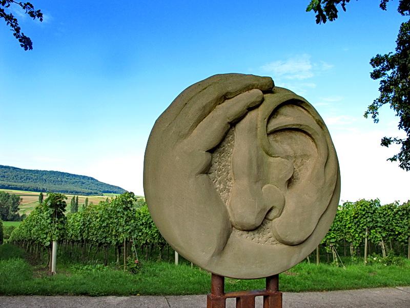 Weinkunstweg - Genießen mit allen Sinnen