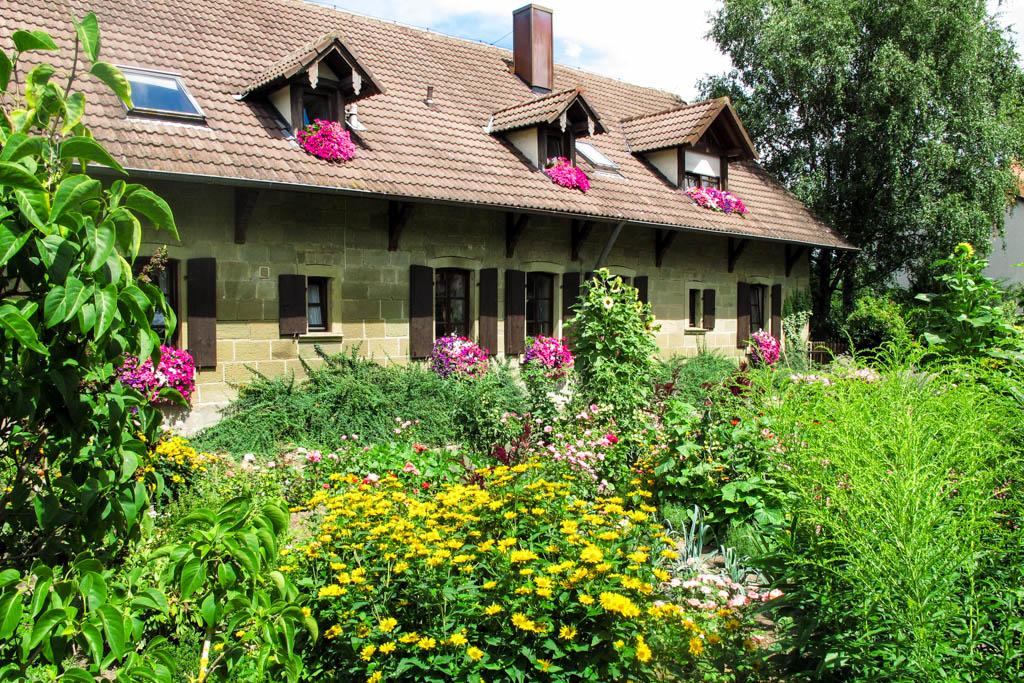 Schneckenweg - Garten im Seegarten