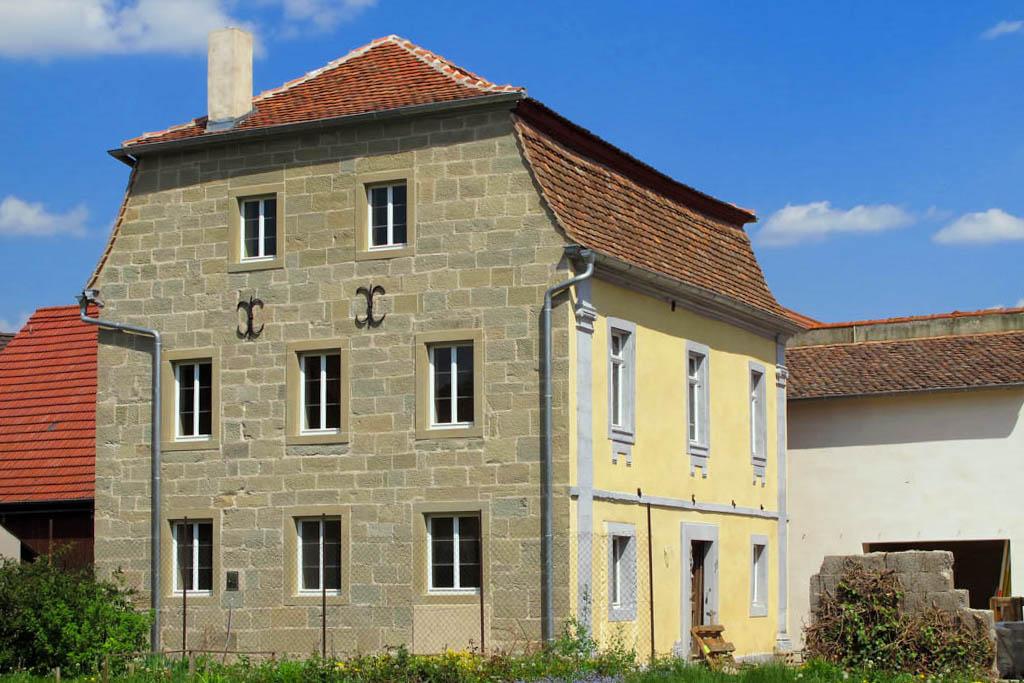 Schneckenweg - Synagoge