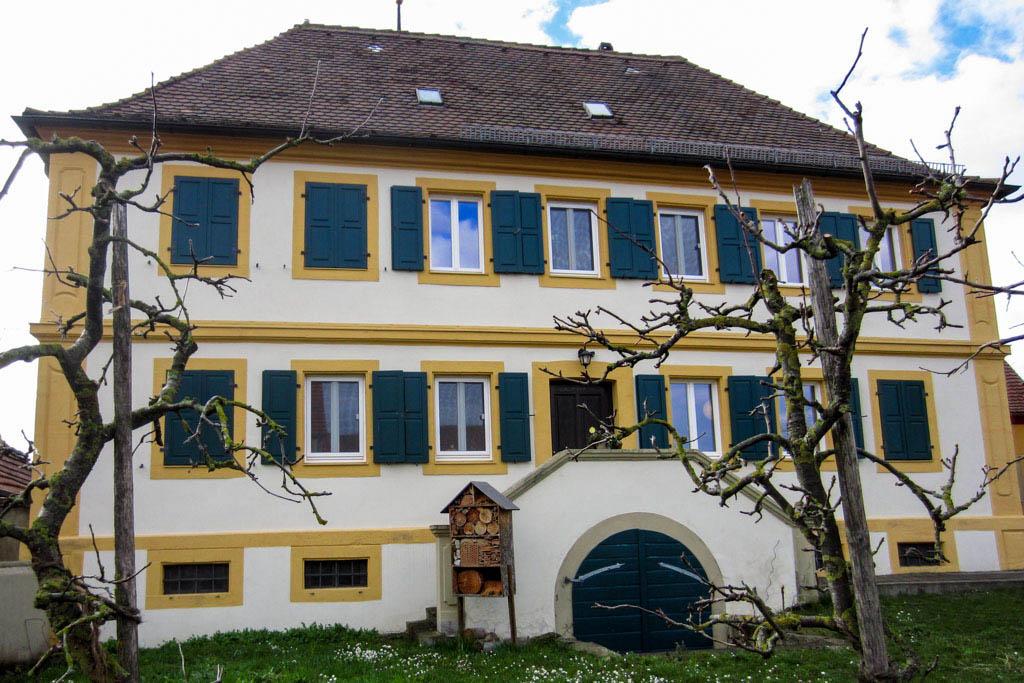 Schneckenweg - Pfarrhaus