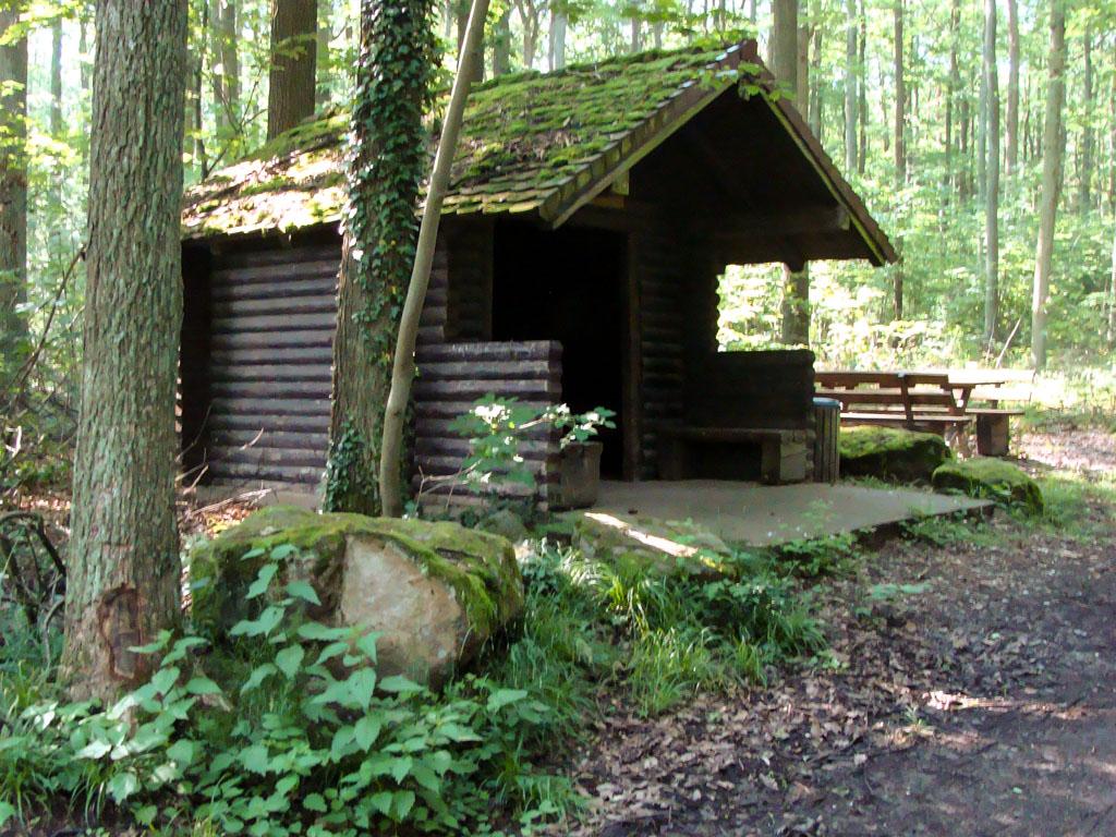 Fritz-Paul-Hütte renovierungsbedürftig