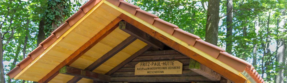 Fritz-Paul-Hütte renoviert