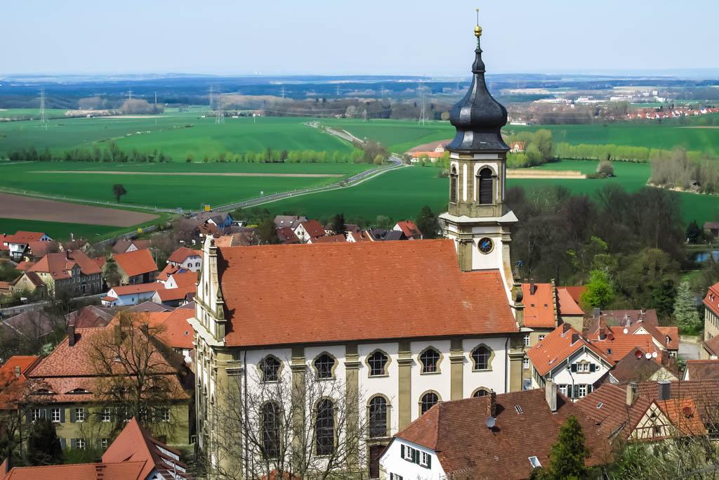 Kirche Castell
