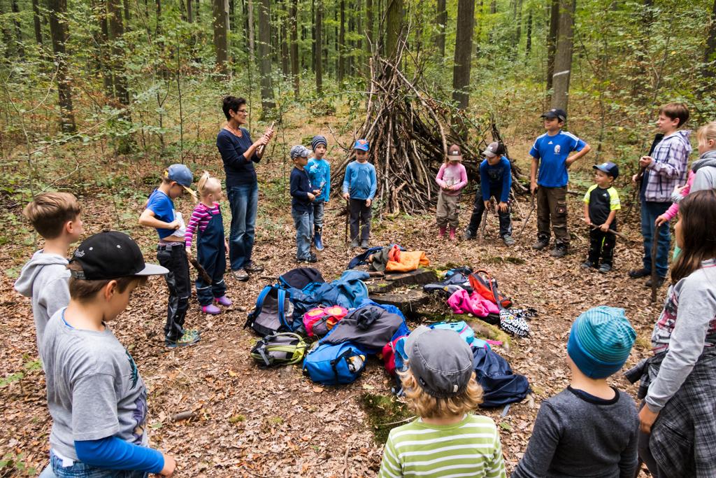 Geisbergwichtel am Waldsofa