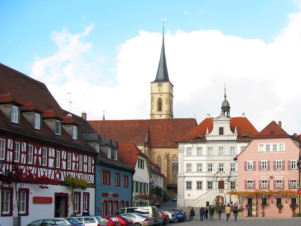Marktplatz Iphofen