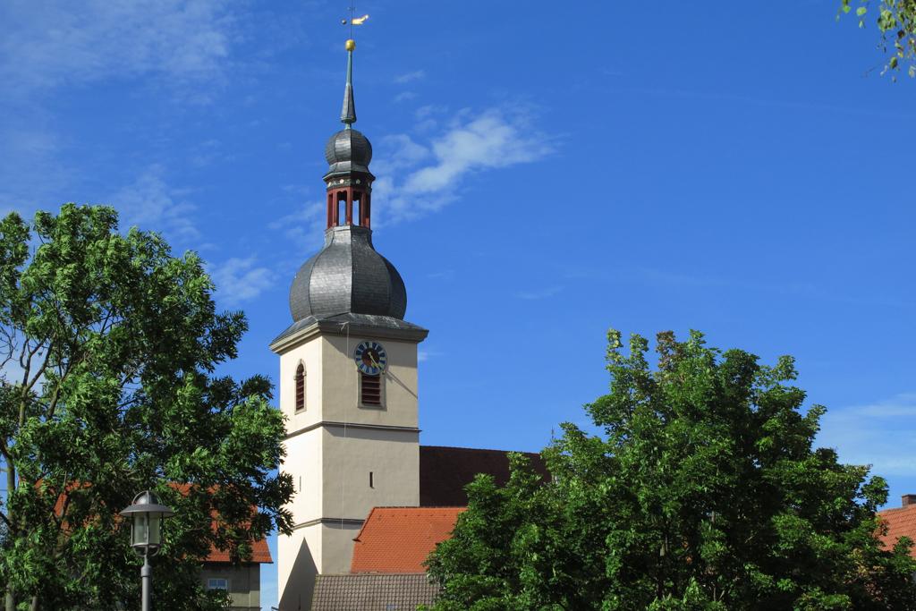 Kirchturm Wiesenbronn