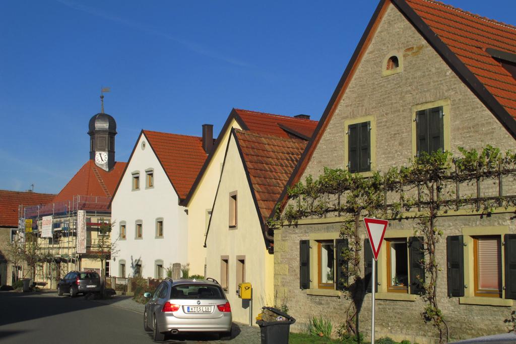 Ortsmitte Feuerbach
