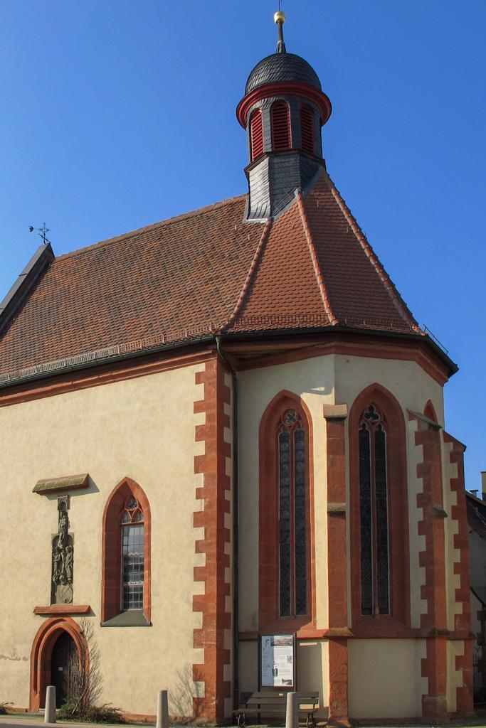 Großlangheim Antoniuskapelle