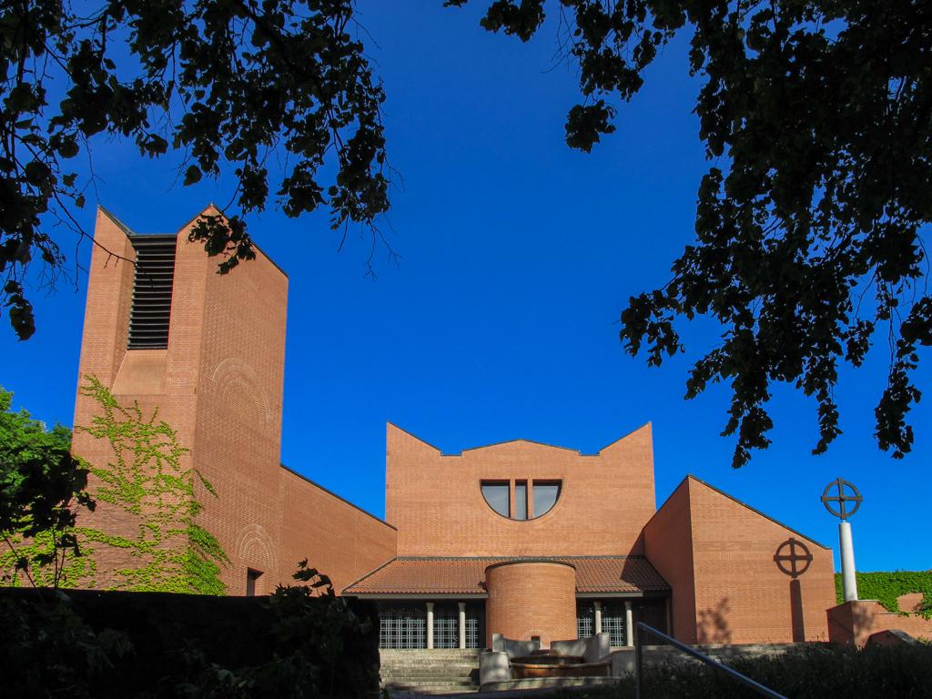 Kirche auf dem Schwanberg
