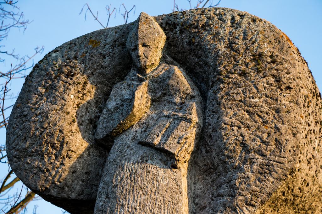 Kiliansberg - Denkmal Detail