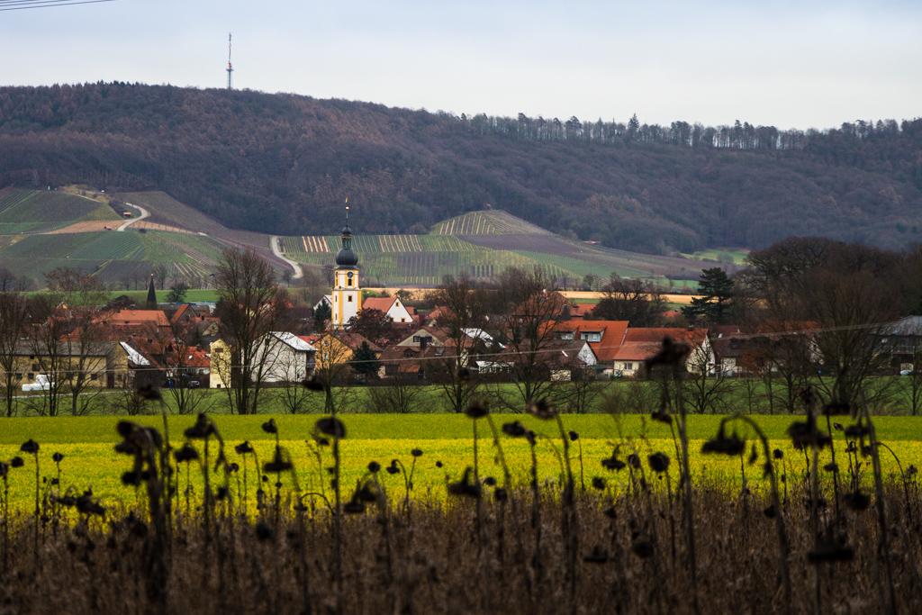 Rüdenhausen und Friedrichsberg