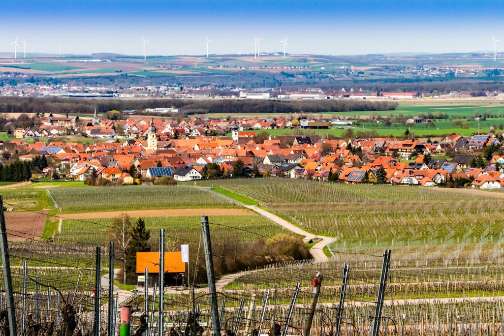 Küchenmeisterhütte und Rödelsee