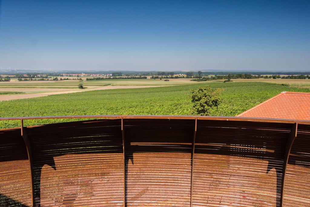 Hardthütte - Aussichtsplattform