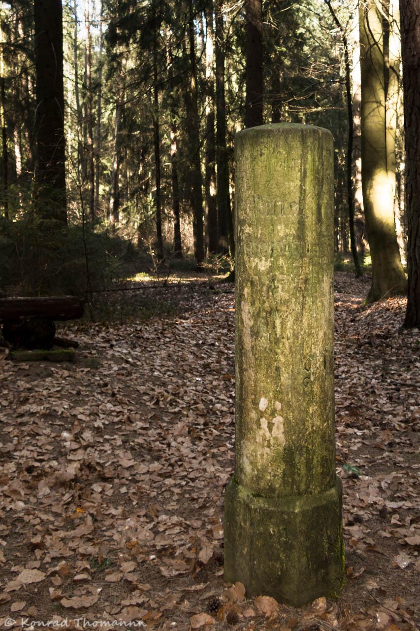 Der alte Dreifrankenstein
